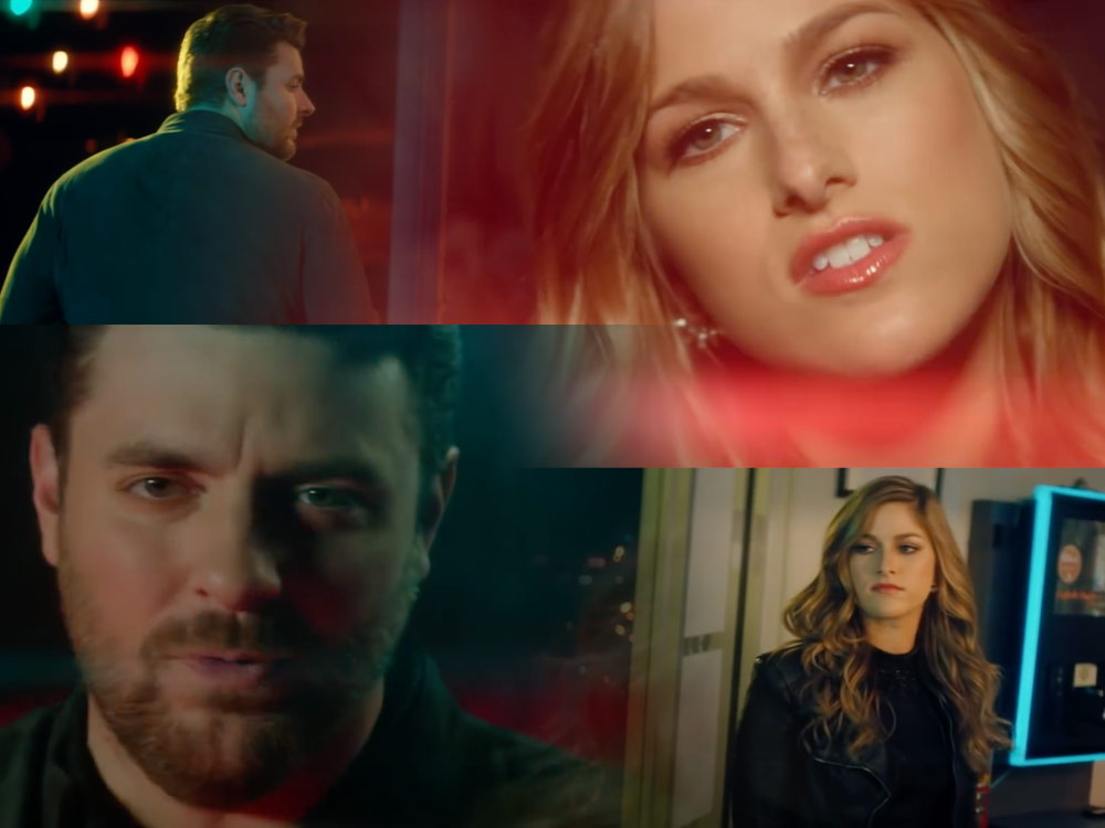 """Nash Country Daily"" Readers Vote Chris Young & Cassadee Pope's ""Think of You"" the Best Country Single of 2016"