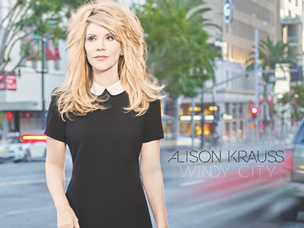 """Alison Krauss Announces New Album of Classic Songs, """"Windy City,"""" Due Out Feb. 17; Releases Track Listing"""