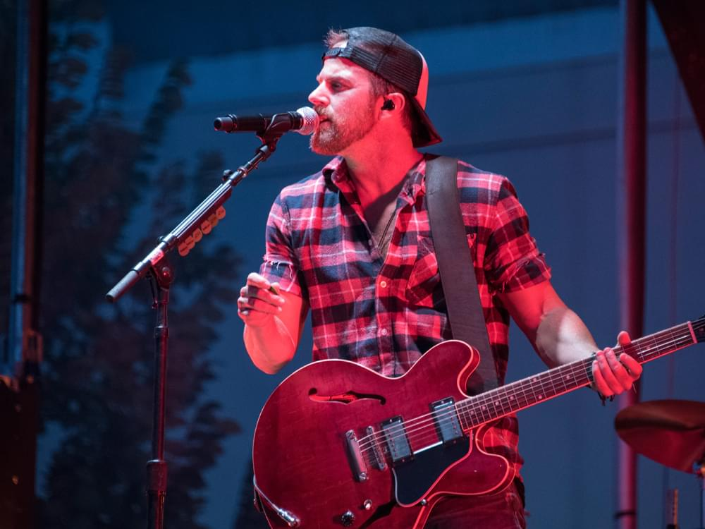 "Kip Moore Drops Rowdy Lead Single, ""She's Mine,"" From Upcoming 4th Studio Album [Listen]"