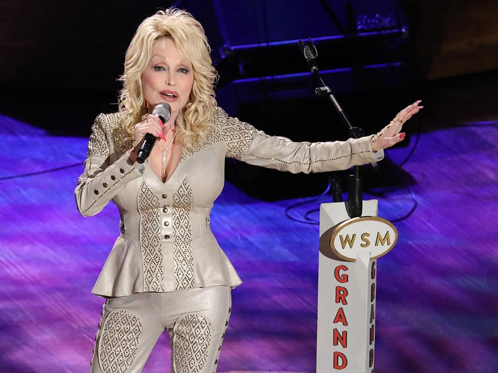 Photo Gallery: Dolly Parton Celebrates 50 Years as Opry Member With 2 Show Featuring Toby Keith, Lady Antebellum, Margo Price & More