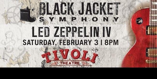 "Don't miss ""Led Zepplin IV"" this Saturday!"