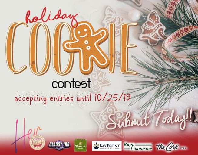 Ultimate Holiday Cookie Contest 2019
