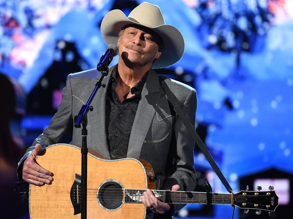 """Alan Jackson's New Documentary, """"Small Town Southern Man,"""" Available on May 3"""