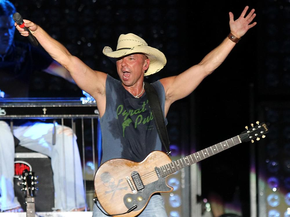 """Kenny Chesney Announces """"Chillaxification 2020 Tour"""" With Florida Georgia Line, Old Dominion & More"""