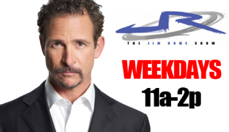The Jim Rome Show airs here!