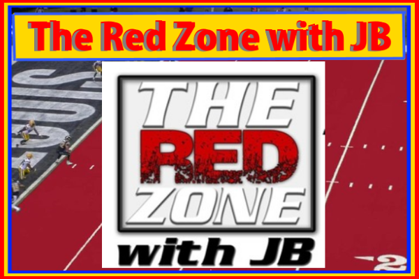 The Red Zone with JB