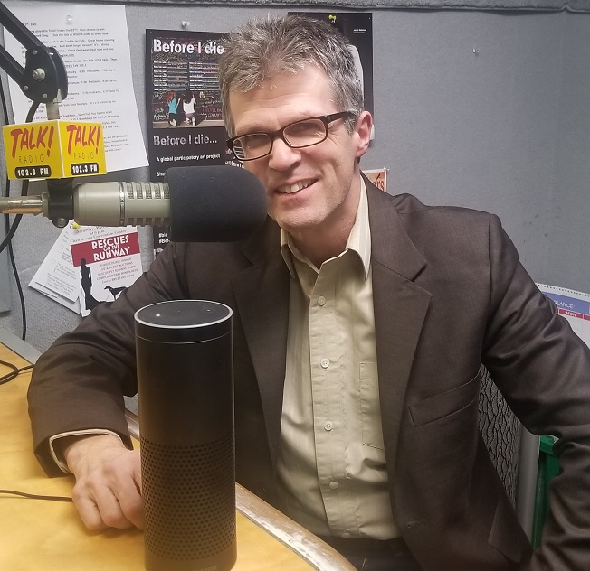 Listen to Talk Radio 102.3 on Alexa
