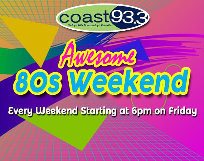 Awesome 80s Weekend