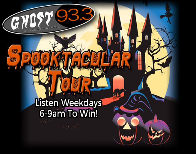 Ghost 93.3 Spooktacular Tour