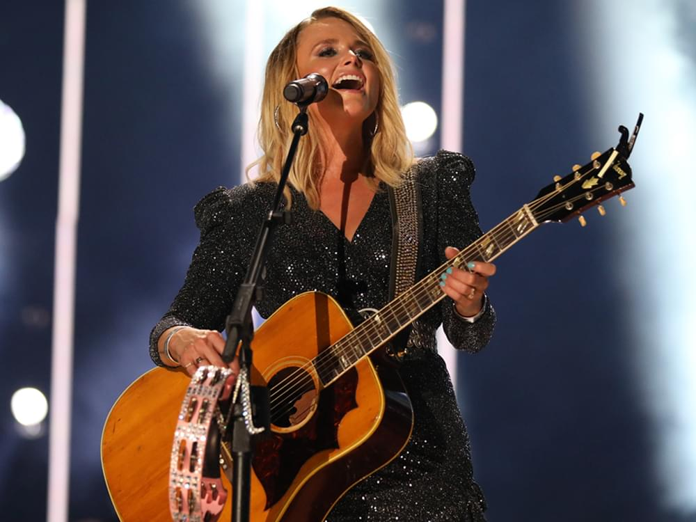 """Miranda Lambert Teams With Tourmates for Cover of """"Fooled Around & Fell in Love"""" [Watch]"""