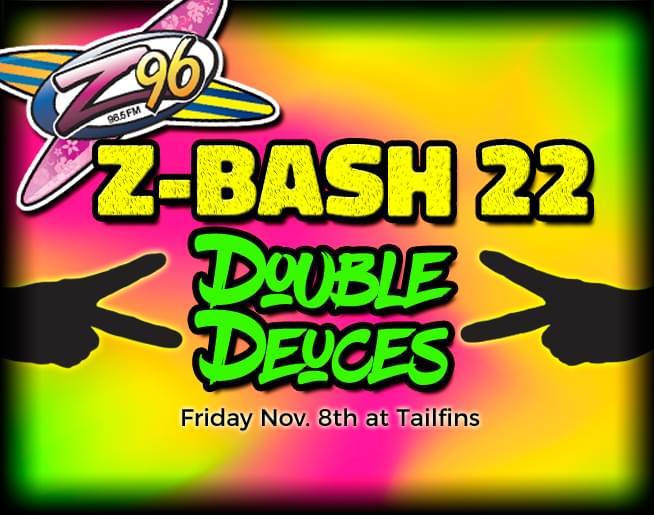 The 22nd Annual Z96 Birthday Bash