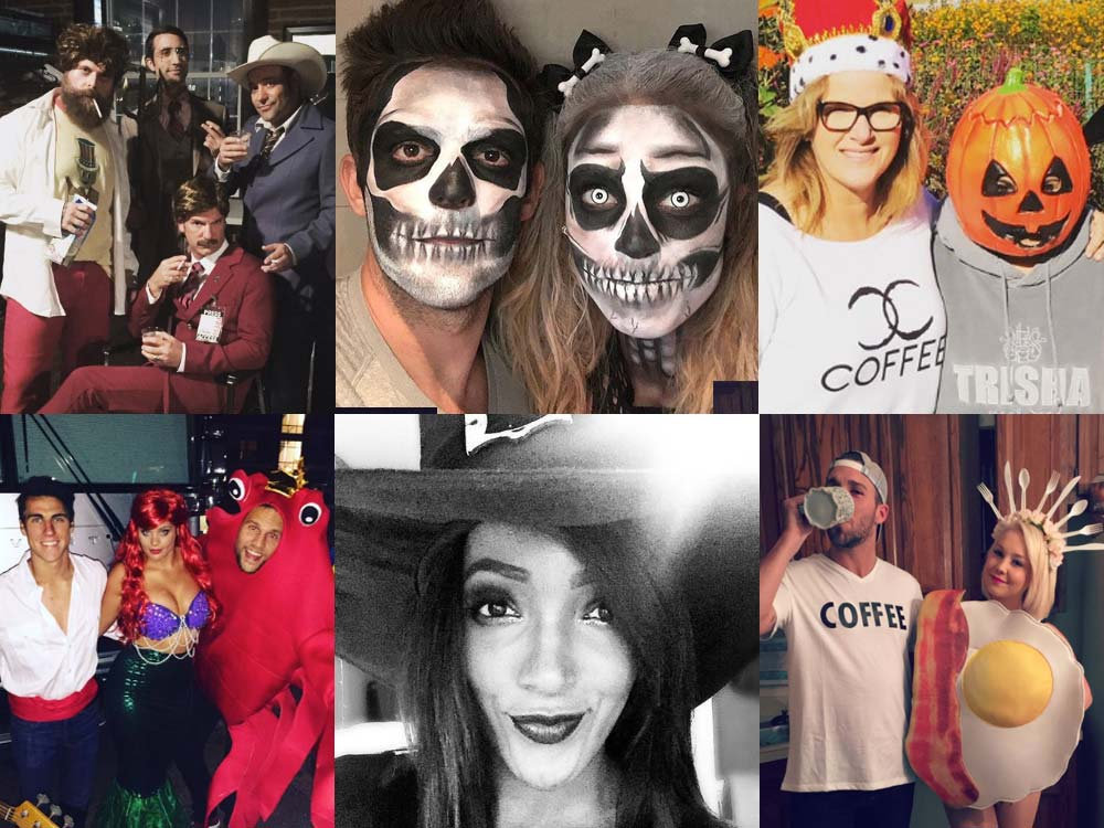 See How Some of Your Favorite Country Stars Dress Up for Halloween