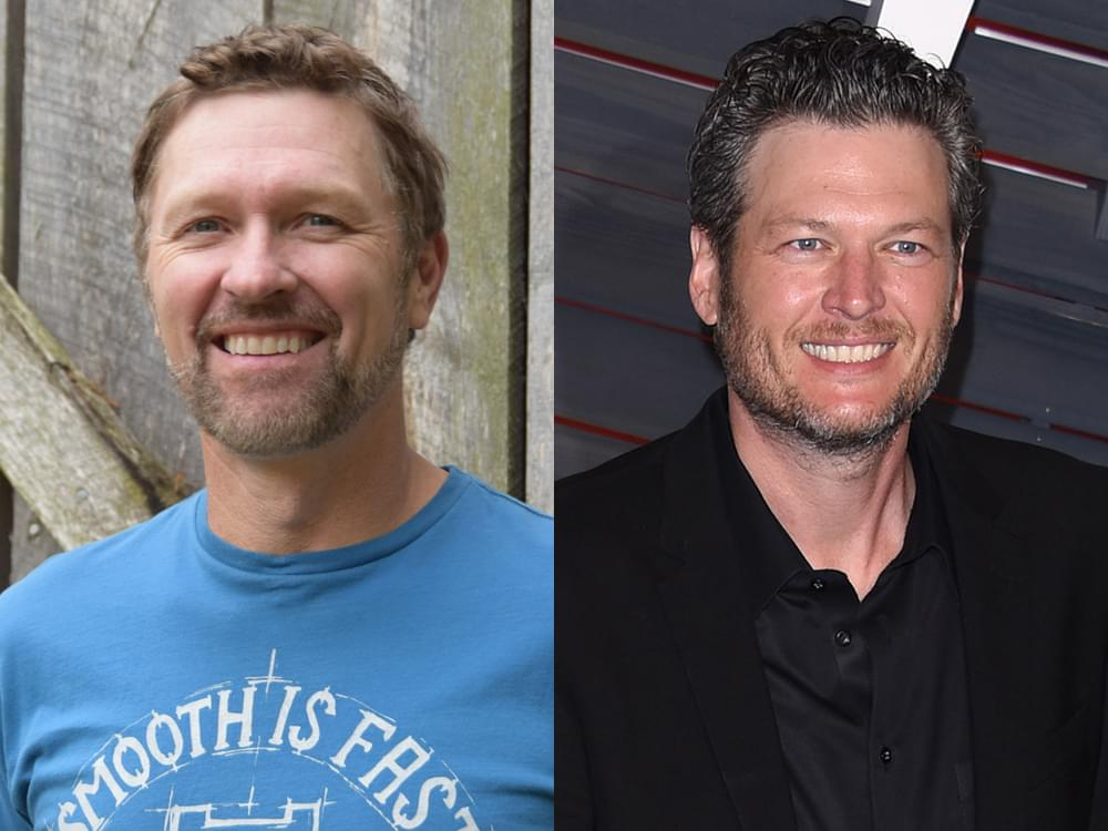 "Craig Morgan's ""The Father, My Son & the Holy Ghost"" Goes to No. 1 on iTunes With Some Help From Blake Shelton, Ellen DeGeneres & More"
