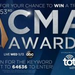 CMA Awards 2019 Text to Win