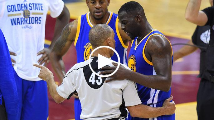 Murph & Mac: Shame on NBA for handling of Draymond Green suspension