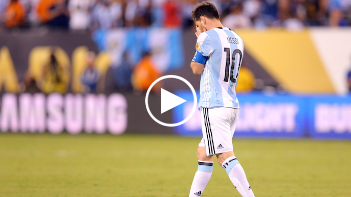 Scott: Argentina will rue unfair treatment of Leo Messi
