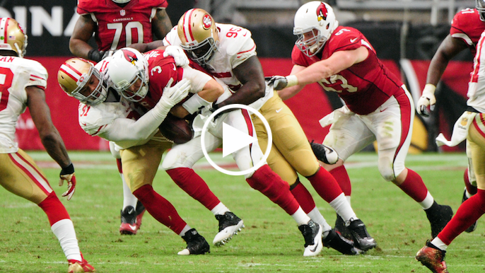 Scott: Carradine, 49ers' defense look ready to exceed preseason expectations