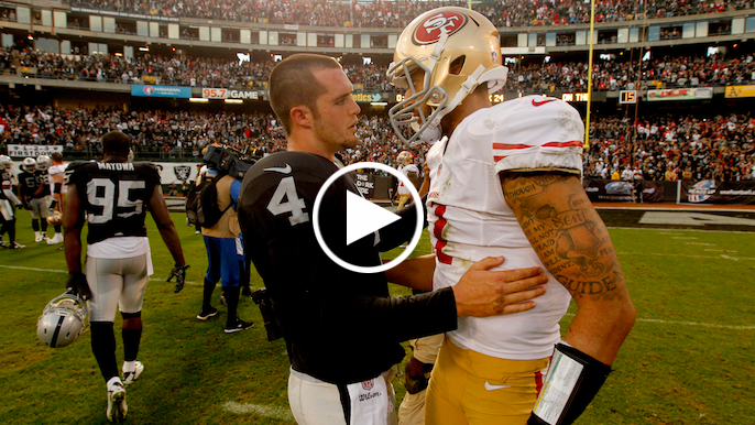 Hoffar & Ortiz: What we know about 49ers & Raiders