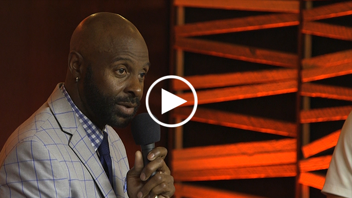 Jerry Rice talks 49ers QB controversy, looks ahead to Dallas game