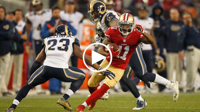 Scott: Three keys to 49ers beating Rams in opener