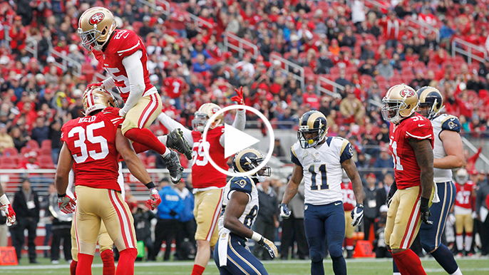 Brooks: 49ers must take advantage when facing weak QBs