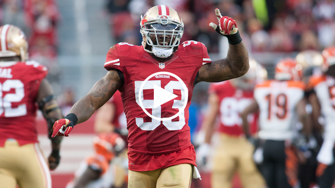 Scott: 49ers need elite defense to step up during first half of season