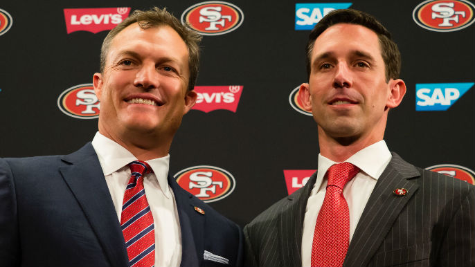 Krueger: Lynch and Shanahan addressed 49ers' biggest need in NFL draft
