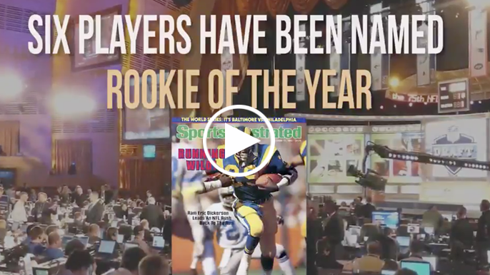 The history of the No. 2 pick in the NFL Draft