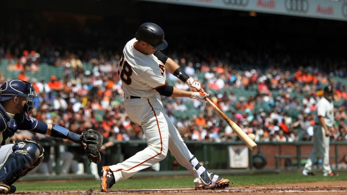 Posey injury lingering, but catcher returning to Giants' lineup against Cardinals