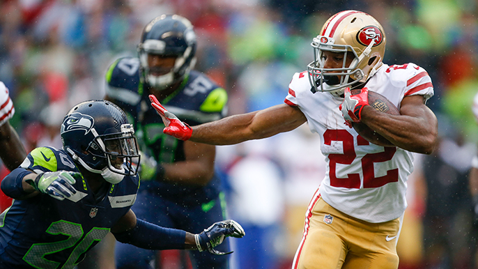 49ers expect early success in run game to open up passing attack