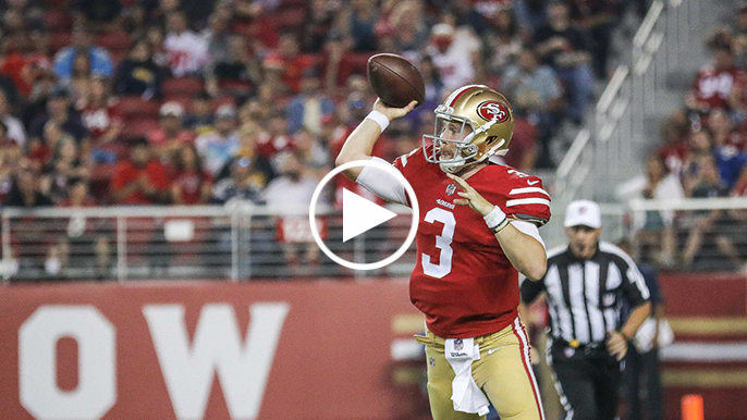 Krueger: 'It's time to jump ship from Hoyer to C.J. Beathard'