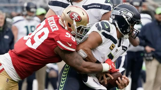 The 49ers still have a ways to go to find the defensive pieces they need