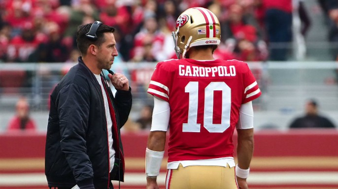 Garoppolo remains undefeated as starter, 49ers upset Jaguars