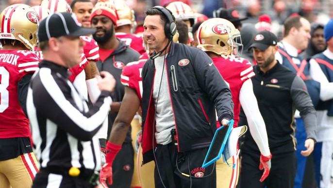 Shanahan wants to 'reign in' Super Bowl talk