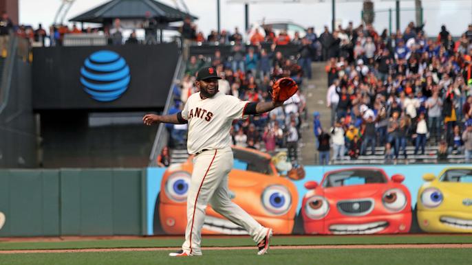 Bochy analyzes Sandoval's pitching performance