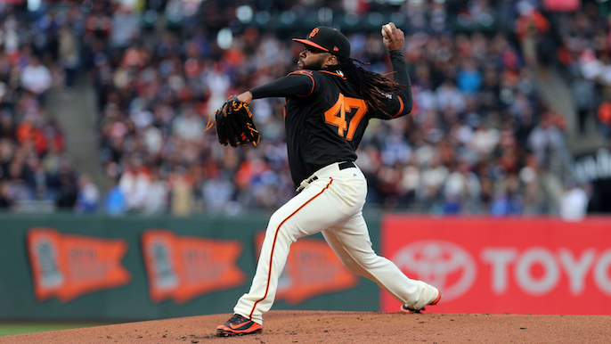 Giants come from behind to beat Dodgers, split doubleheader