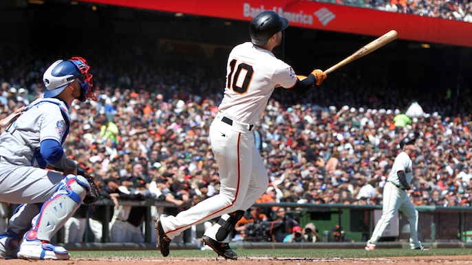 Bochy: Longoria's home run is 'something that can really jump start a club'
