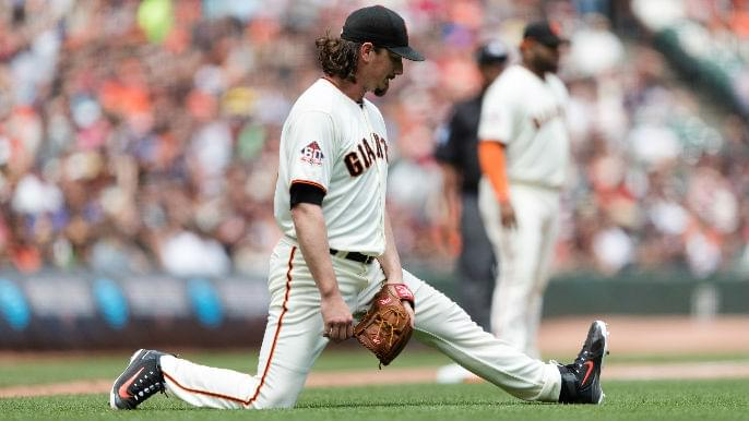 Baggarly addresses growing issue with Samardzija's shoulder, what it means for Giants' pitching staff moving forward