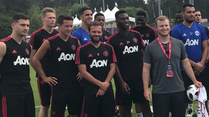 Soccer roundup: Manchester United-Quakes at Levi's, La Liga tours U.S.