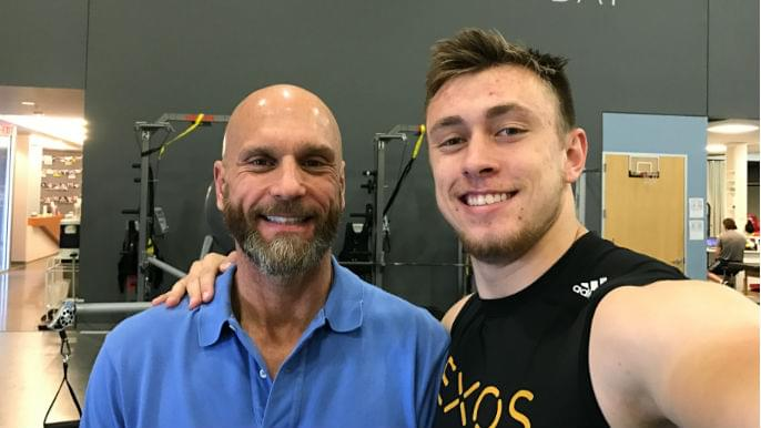 Bonded by football: Inside George Kittle's unique relationship with his dad