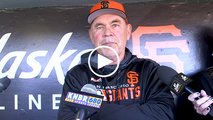 Bruce Bochy remembers one of the franchises' saviors, Allan Byer