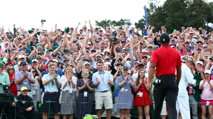Jim Nantz on 680: 'I was choked up' calling Tiger's Masters victory