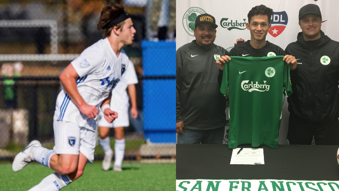 Quakes face SF Glens in Saturday exhibition at Skyline College