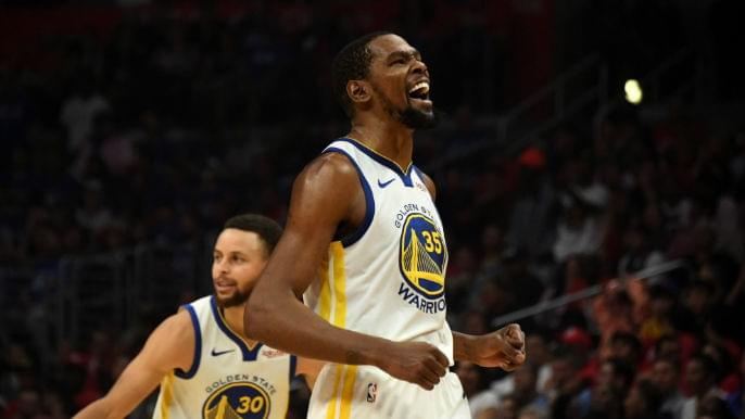 Four thoughts as Warriors close out Clippers behind Durant's incredible night