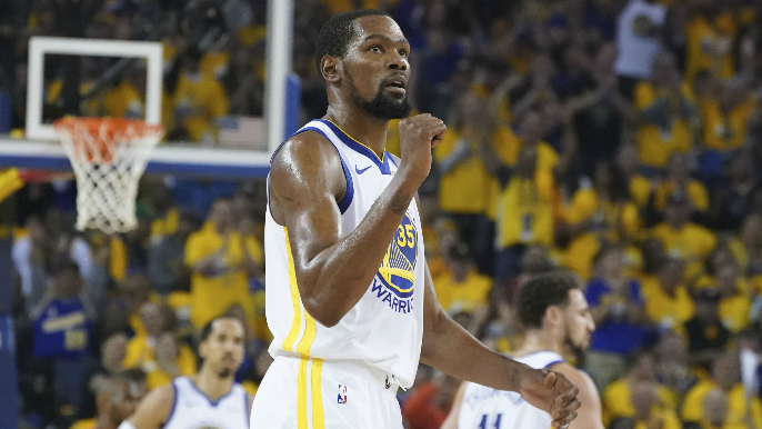 Four takeaways from Warriors' grind-it-out win over Rockets in Game 1