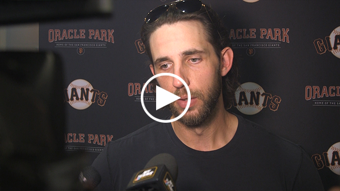 Bumgarner says Wednesday felt like a 'night and day difference' from rest of 2019