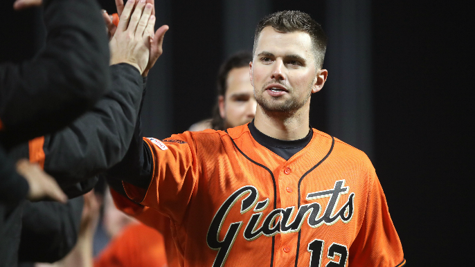 Willard: Here's why Joe Panik could be on the trading block