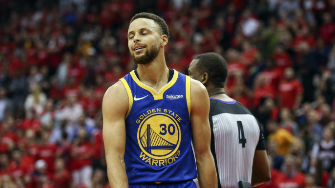 Fitz explains why Steph can't stay out of foul trouble this postseason