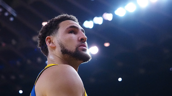 Marcus Thompson discusses validity of report that Klay is unhappy