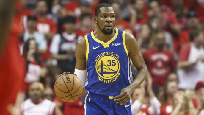 Murph: When it comes to Kevin Durant and the Warriors, things have never been clear and simple